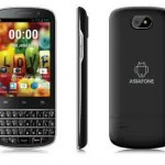 Asiafone Scorpion, Smartphone Android QWERTY Harga 400 Ribuan