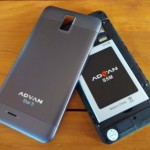 Advan Star S5M, Android KitKat Quad Core dengan Kamera 8 MP