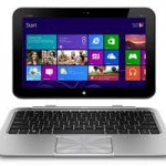 HP Envy x2, Tablet Convertible 13 Inci Bertenaga Intel Core M-5Y10 Broadwell