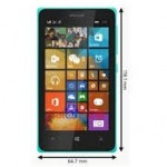 Microsoft Lumia 435, Smartphone Low-End Layar 4 Inchi