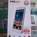 Spesifikasi Evercoss A7L, Smartphone Android Kamera 8 MP