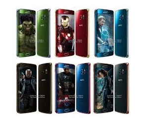 Galaxy S6 Edge Avenger