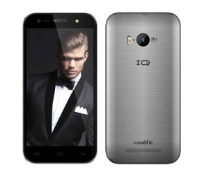 I-Mobile IQ X Lucus DTV