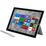 Microsoft Surface 3, Tablet Windows Berlayar 10,8 Inci