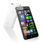 Mouse Computer Madosma, Ponsel 4G LTE dengan OS Windows Phone 8.1