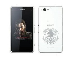 Sony Xperia J1 Compact Metal Gear Solid