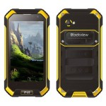 Blackview BV6000, Ponsel Android Marshmallow Tangguh Berkamera 18 MP